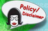 Policy/Disclaimer