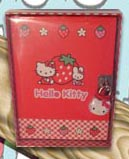 KITTY LOCKABLE DIARY